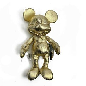 Mickey Mouse Gold Collection 11 In Plush